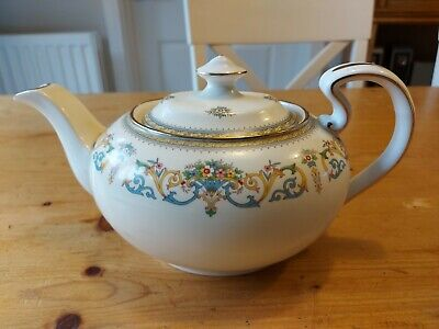 £75 • Buy Vintage AYNSLEY HENLEY Large TEAPOT - 1st QUALITY - 2 Pints - PERFECT!!