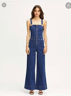 AU250 • Buy Alice McCall Quincy Overalls Size 10 BNWT