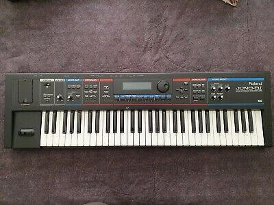 AU400 • Buy Roland Juno DI Keyboard Synthesizer 61 Keys Excellent Working Condition!