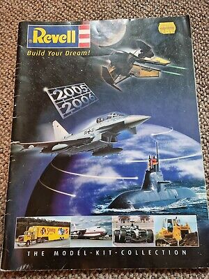 £1.50 • Buy Revell Kit Collection Catalogue 2005/2006