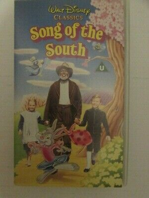 £50 • Buy Song Of The South (VHS, 2000)