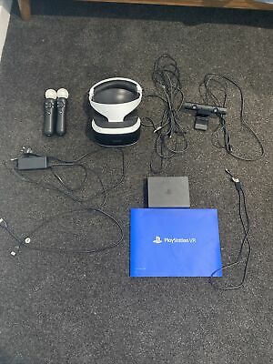 AU250 • Buy Sony 3001560 PlayStation 4 VR Headset With Camera And Controllers
