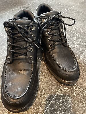 £38 • Buy Rockport Boots XCS Hydro Shield Waterproof Size 9 UK Black. Excellent Condition