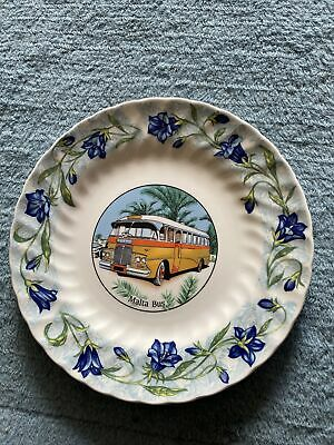 £0.99 • Buy Malta Bus Plate By Bristow Potteries