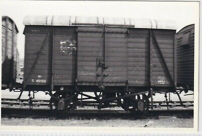 £1.10 • Buy Southern Railway Covered Goods Van No S45033 Rp Photo