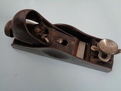 £12 • Buy Vintage Stanley No 60 1/2 Adjustable Mouth Low Angle Block    Plane