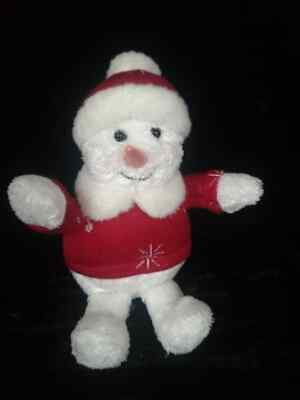 £5 • Buy Tesco Chilly And Friends Snowman Christmas Plush Toy