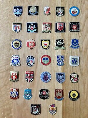 £1.99 • Buy Vintage 1971-72 Esso Foil Football Club Badges ..pick Your Club From List K-w