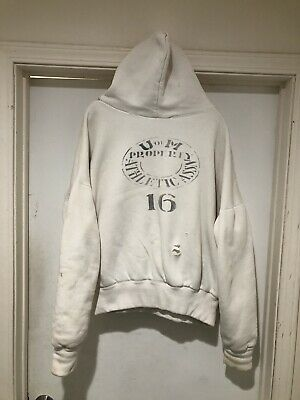 £871.30 • Buy Vintage 30s 40s U Of M Athletic Assn Double Faced Pullover Hoodie XL Made In USA