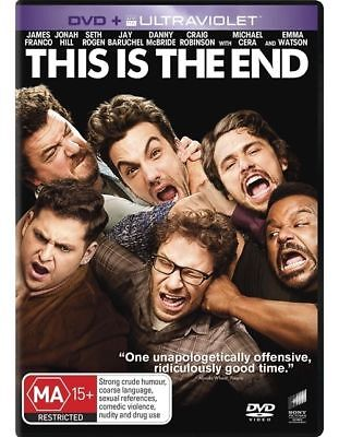 AU9.99 • Buy This Is The End : NEW DVD