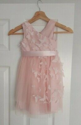£21 • Buy Monsoon Flower Girl Bridesmaid Wedding Guest Party Occasion Dress Bnwt Age 3