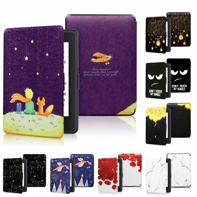 AU11.33 • Buy PU Leather Shell E-Reader Cover Smart Case For Amazon Kindle Paperwhite 1/2/3