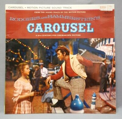 £6 • Buy Rodgers And Hammerstein - Carousel - 12  Record - SLCT 6105