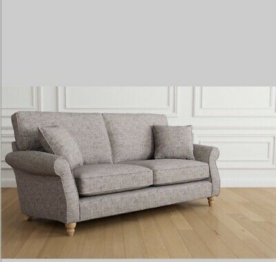 £699 • Buy Brand New Next Ashford Large Sofa (3 Seats) In Light Grey RRP £1350 COLLECTION