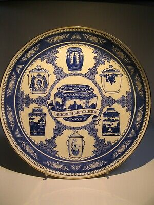 £4.99 • Buy RINGTONS Decorative Collector's Plate Mason's Caddy Collection VGC