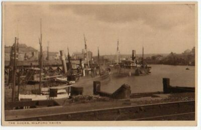 £3 • Buy Pc,old Steam Fishing Trawlers,the Docks,milford Haven