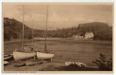 £3 • Buy Pc,sailing Boats,castle Pill,milford Haven