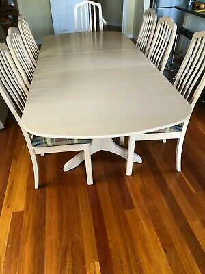 AU111 • Buy Dinning Table And 8 Chairs