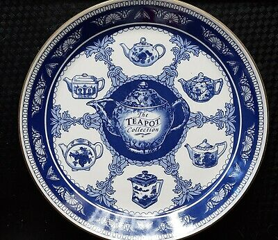 £5 • Buy MASONS Ceramics For Ringtons Collectors Plate THE TEAPOT COLLECTION