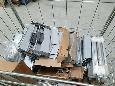 £1 • Buy Blum Drawer Sides, Fronts, Runners