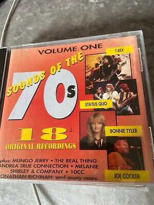 £4 • Buy Sounds Of The 70s Cd