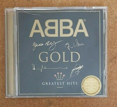 £2.99 • Buy ABBA : Gold: Greatest Hits CD Album (2002) Limited Edition Signature Issue