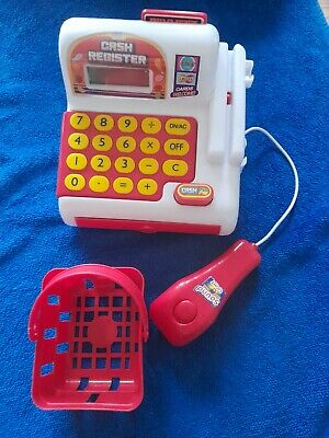 £3.90 • Buy Cash Register Toy. Play Till. With Basket