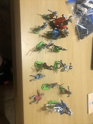 £23 • Buy Vintage Britains Knights Toy Soldiers Many Include Weapons