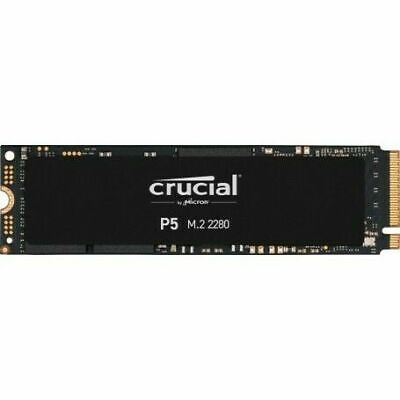 £67.99 • Buy Crucial P5 1TB PCIe M.2 2280SS Solid State Drive
