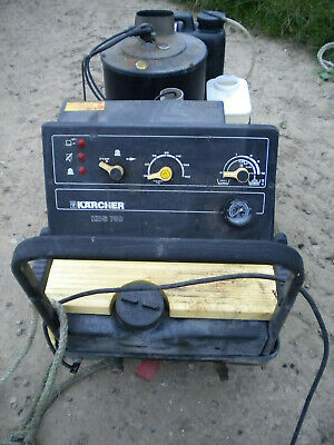 £79 • Buy Karcher HDS 750 Spares Repair Hot Jet Pressure Washer Commercial Steam Cleaner