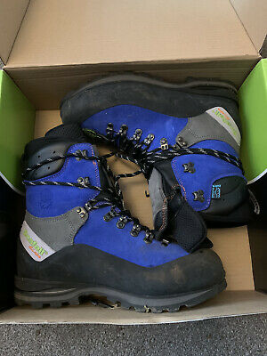 £120 • Buy Arbortec Scafell Chainsaw Boots Uk 10