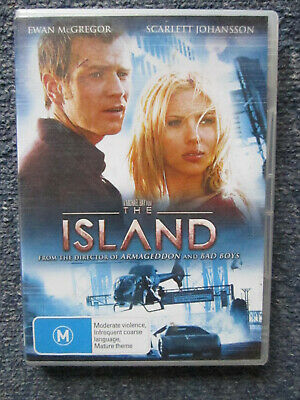 £2.13 • Buy Dvd The Island  Great  *** Must See ****