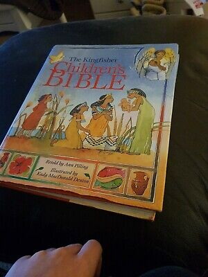 £1.40 • Buy The Kingfisher Children's Bible By Ann Pilling (Hardcover, 1993)