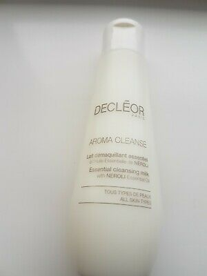 £5 • Buy Decleor Aroma Clense Essential Cleansing Milk 50ml New