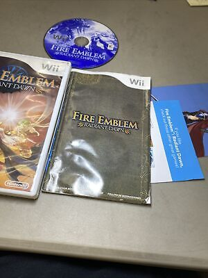 £72.38 • Buy Fire Emblem: Radiant Dawn Wii With Manual