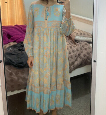 AU200 • Buy Spell And The Gypsy Collective Juniper Midi Dress