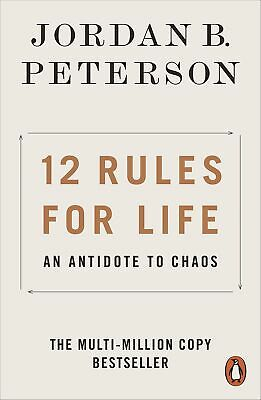 AU14.97 • Buy 12 Rules For Life 2019 By Jordan B. Peterson Paperback Book FREE SHIPPING