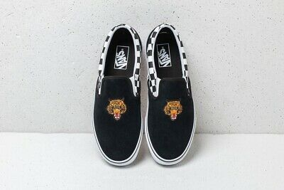 £40 • Buy Vans UA Classic Slip On Tiger Check Uk9 Limited Edition