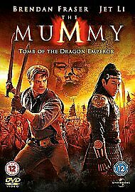 £0.99 • Buy The Mummy - Tomb Of The Dragon Emperor (DVD, 2008)