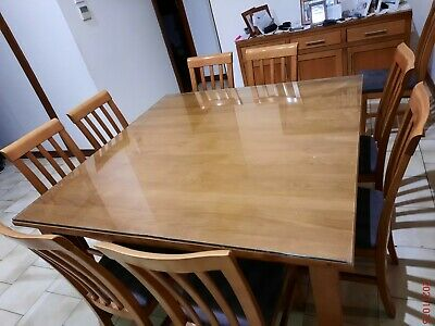 AU550 • Buy Used Furniture Dining Tables And 9 Chairs