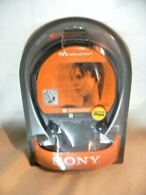 AU93.47 • Buy Sony Headphones MDR-A35G Walkman Water Resistant Reflective Foldable Sealed
