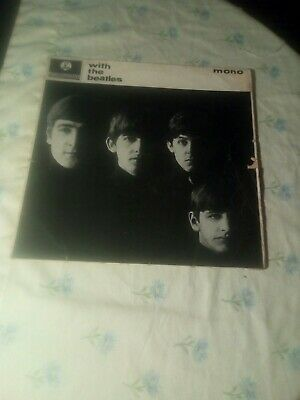 £6 • Buy The Beatles With The Beatles 12  Vinyl Lp Parlophone Pmc1206