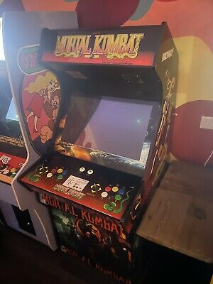 £455 • Buy Mortal Combate, Arcade Machine  + Coin Operated