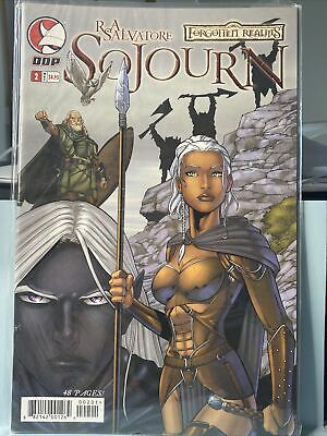 £0.73 • Buy May 2- Sojourn Comic - Preowned- In Plastic Sleeve. DDP