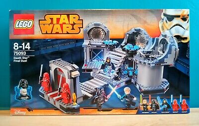 £22.77 • Buy LEGO Star Wars Death Star Final Duel (75093) New & Sealed Excellent Condition.