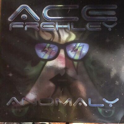 £14.88 • Buy Ace Frehley 2 Lp Lot Anomally Space Invader KISS