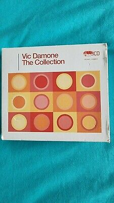 £1.50 • Buy Vic Damone The Collection 3 CD Disc Set-Greatest Hits