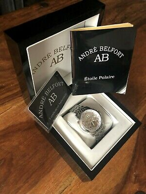 £99 • Buy Andre Belfort Étoile Polaire Automatic Watch