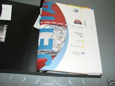 $19.99 • Buy 2005 VW Volkswagon Jetta Owners Manual - Set