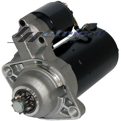 $114.97 • Buy New Starter For Vw Jetta Tdi Diesel W / Manual Trans. Only 02a911024d 02a911023r